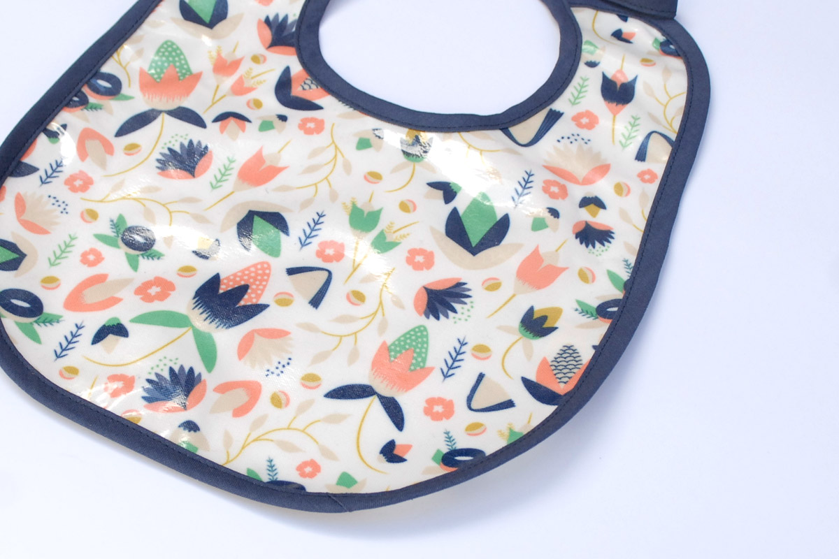 Baby Bib in New Beginnings