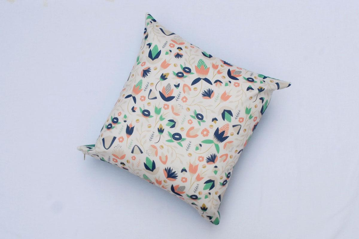 Cushion in New Beginnings