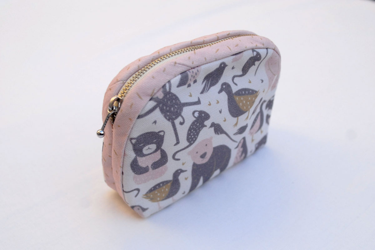 Coin Pouch in Pretty Little Wild Things