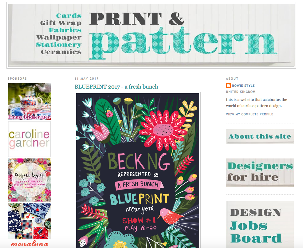 Blueprint nyc and print pattern blog feature fabric drawer malvernweather Image collections