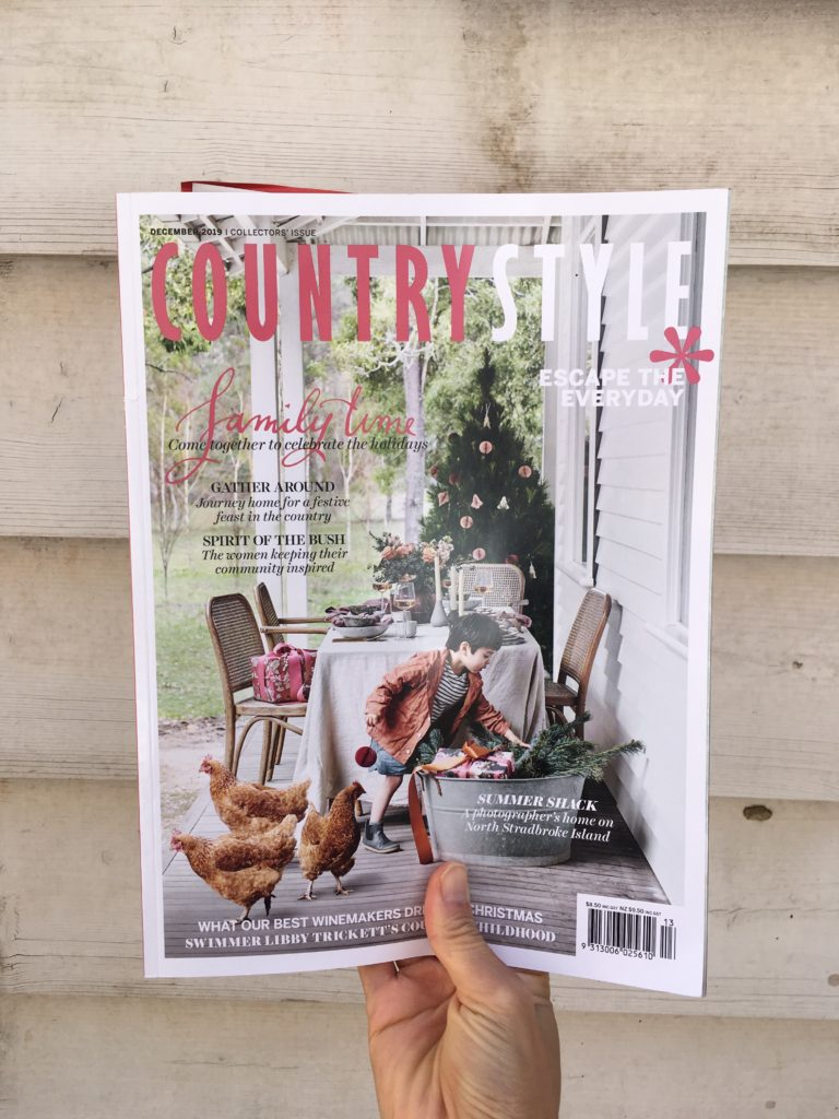 Country Style Magazine December 2019